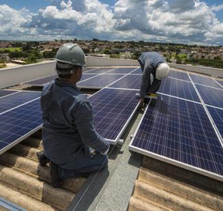 Dimension panneaux photovoltaique