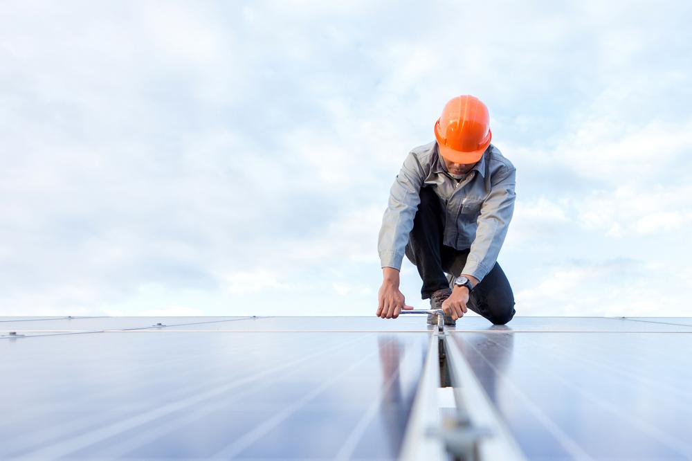 certificat sur l'installation panneaux solaires
