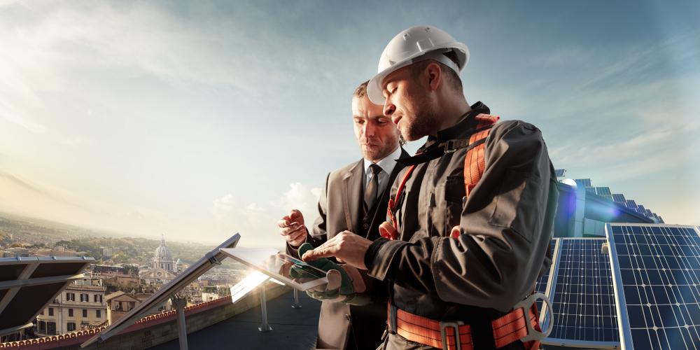 comment installer des panneaux photovoltaiques